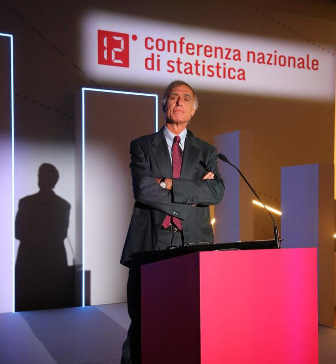 Foto: istat conferenza