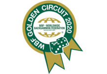 Logo del Golden Circuit WBF 2020