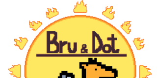 gamification logo videogame Bru&Dot