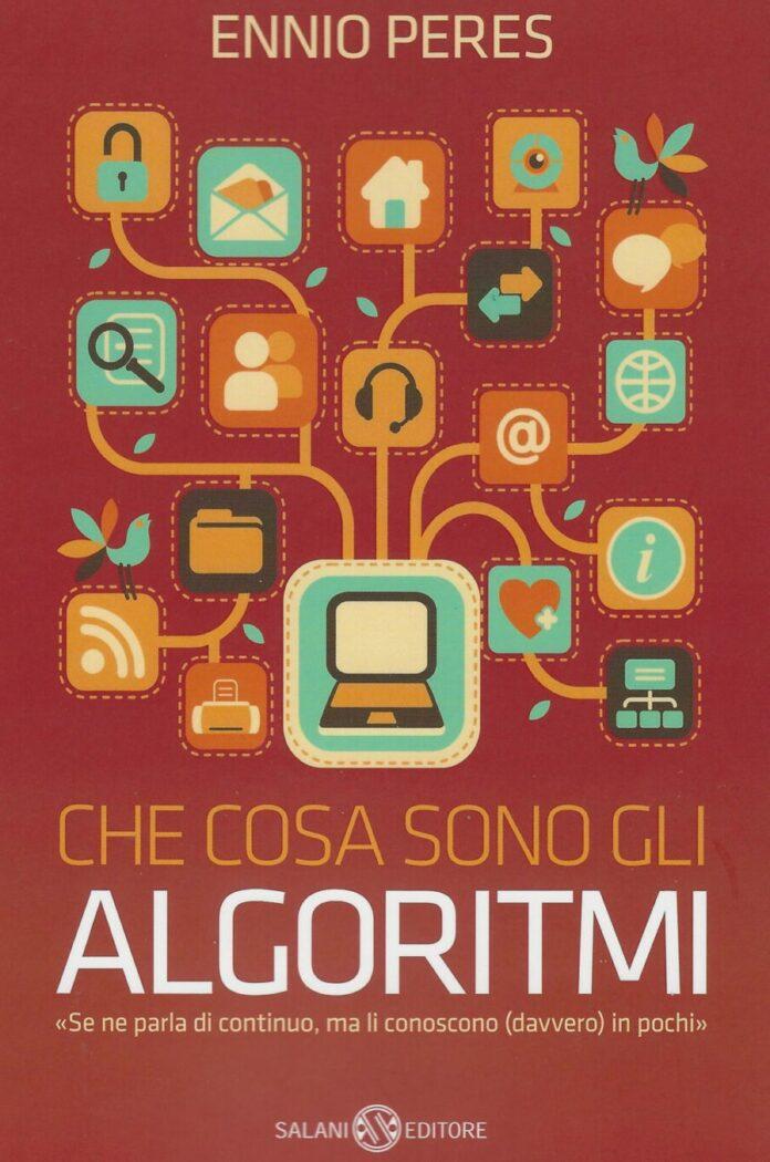 Copertina libro Peres algoritmi