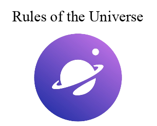 Rules-of-the-universe